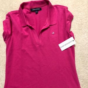 Calvin Klein ladies shirt size M